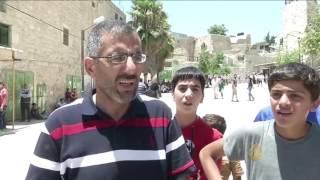 استشهاد فتاة ومسن فلسطيني في الخليل ورام الله
