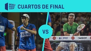 Resumen Cuartos de Final Bela/Lima Vs Lamperti/Capra Buenos Aires Padel Master