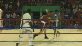 Zac Dunn Boxing In Cuba (short Version)