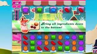 Candy Crush Saga Level 680 No Boosters