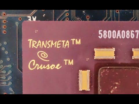 The Strange Code Morphing CPU Inside The Sony VAIO U1