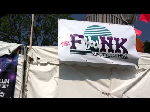 A morning at Movement Electronic Music Festival - With FyouNK Clothing