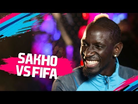 Who is the BEST French player?! | Mamadou Sakho vs FIFA 🔥🔥🔥 thumbnail