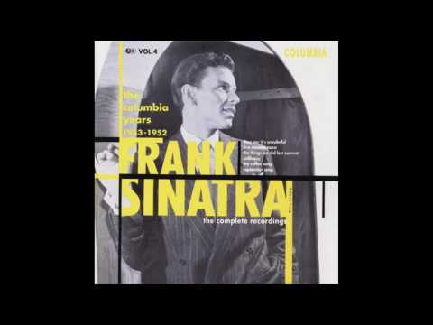 Frank Sinatra - Somewhere In The Night