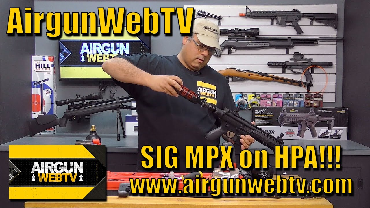 SIG MPX on HPA! Why wait convert now!