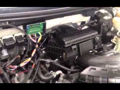 fuel smart installed in a f150 with 5 4l triton v8 youtube. Black Bedroom Furniture Sets. Home Design Ideas