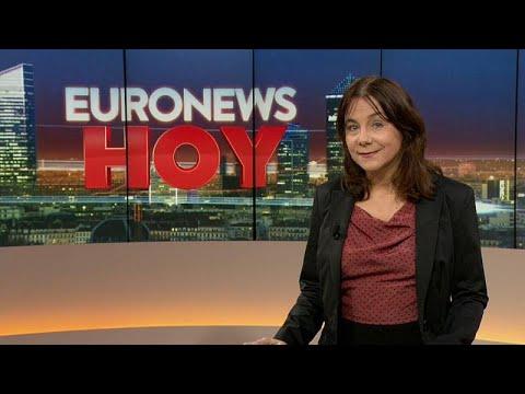 euronews (en español): Euronews Hoy | Las noticias del miércoles 13 de noviembre de 2019