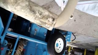 Hot Crews, Inc Blastcrete MX-10 refractory pump