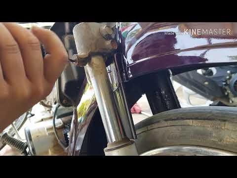 Kênh sửa chữa xe máy. Kỷ  thuật khoan tarô zen  khi ốc gẫy trên xe máy