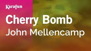 Karaoke Cherry Bomb - John Mellencamp *