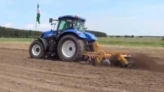 Opolagra 2013 Cz.2 II Pokazy Maszyn Rolniczych w Polu II
