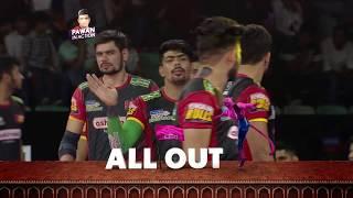 Bengaluru Bulls vs Jaipur Pink Panthers   Pro Kabaddi Highlights 2019   PKL 2019   25 Aug   English