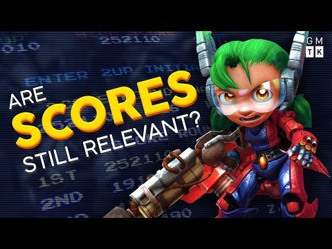 Are Score Systems Still Relevant? | Game Maker's Toolkit