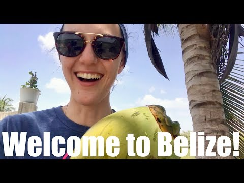 My Belize Adventure Vlog #62 -- Youth Group Trip To Belize