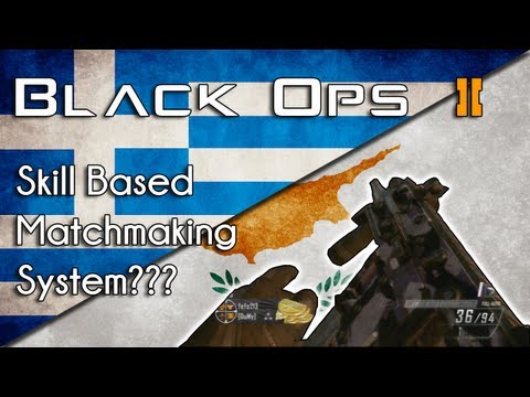 skill based matchmaking call of duty