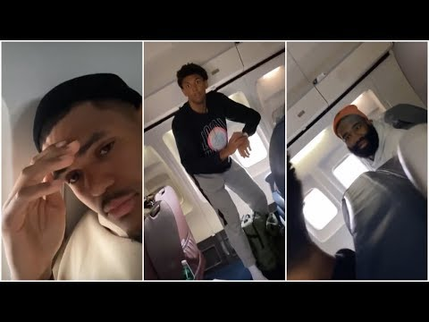 Matisse Thybulle accuses Tobias Harris of stealing his phone, but who actually took it? 🧐