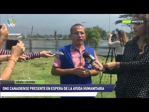 Colombia, Ayuda Humanitaria, Bloqueo, Régimen, Venezuela, VPItv