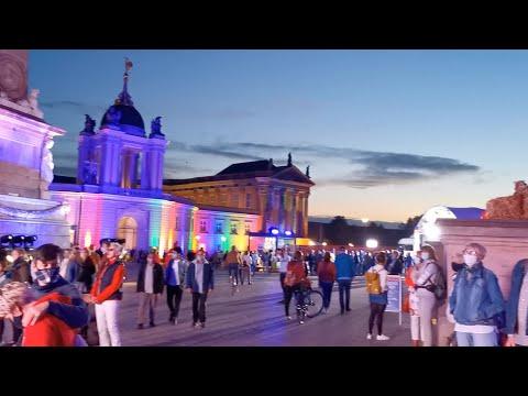 3. Oktober – Deutschland singt – bei der Einheits-EXPO 2020 in Potsdam