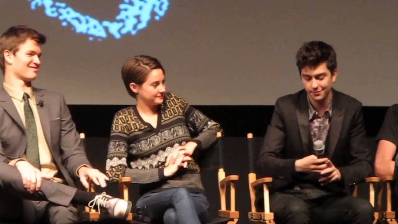 Interview with Fault in Our Stars Cast