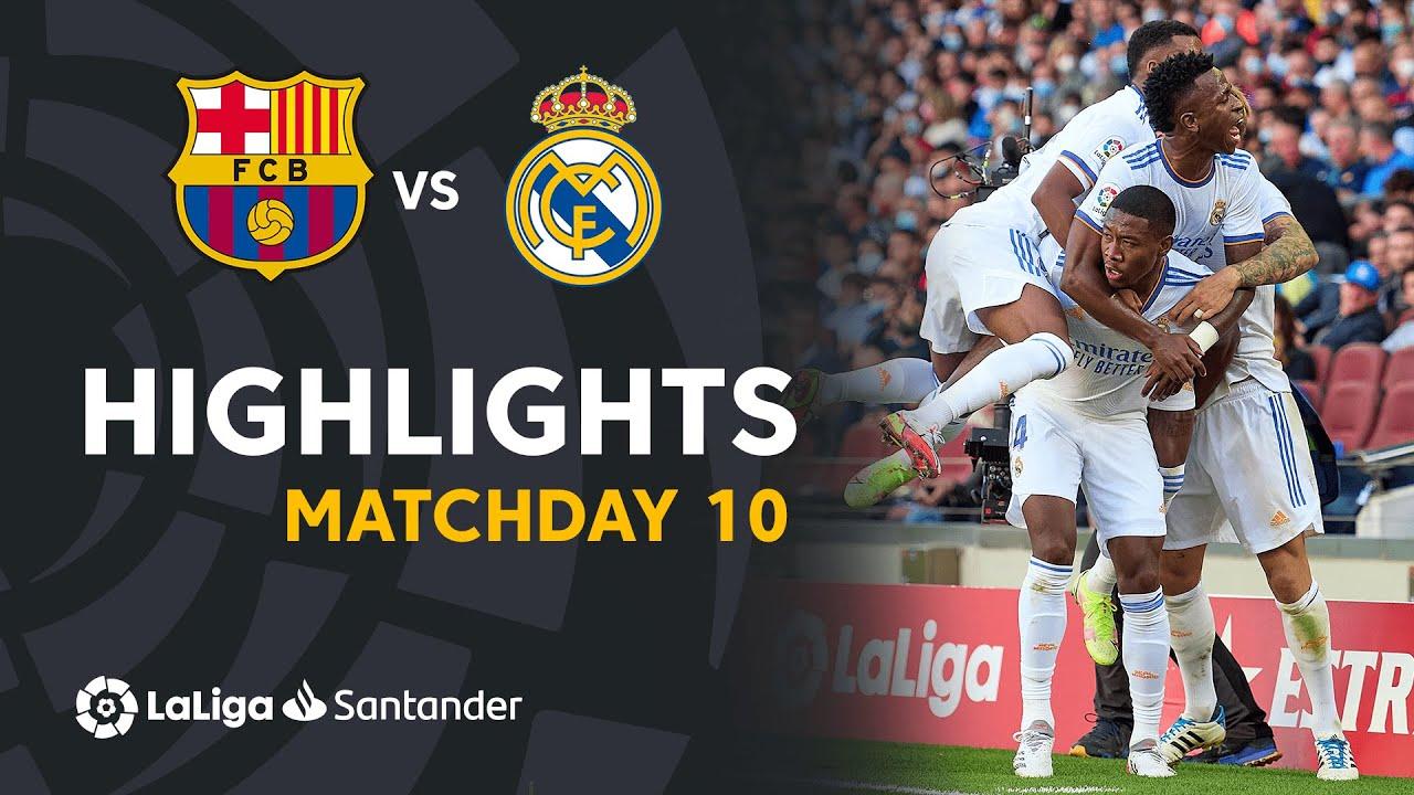 Download Resumen de FC Barcelona vs Real Madrid (1-2)