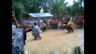 silat desa pawan kabupaten rokan hulu