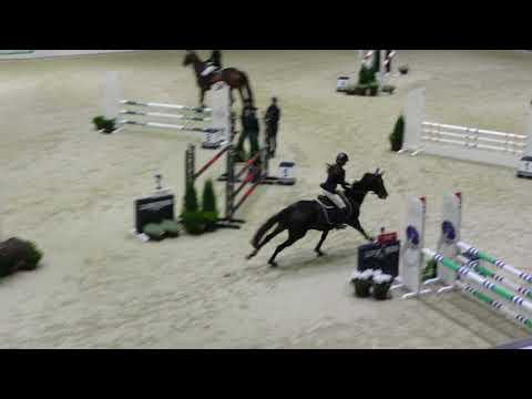 Lindström Linnea & Grand Bijou 100cm @ Helsinki International Horse Show