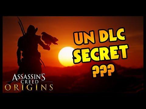 DLC SECRET : LES MYSTÈRES DU TEMPLE DU SOLEIL ??? (Assassin's Creed Origins)