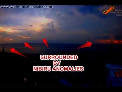 DID NIBIRU COMETS/STARS NEARLY KILL THE SUN - LIGHTS OUT