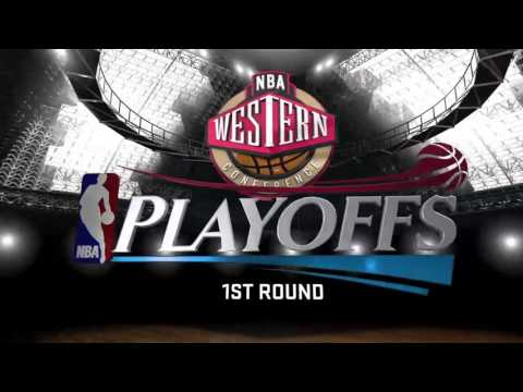 NBA 2K17 My Career Phoenix Suns 2017 Playoffs Round 1