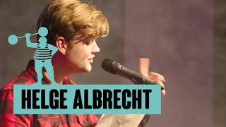 Helge Albrecht: Man muss nur wissen wie