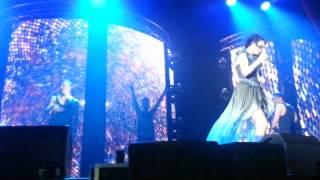 Света концерт в Москве в Клубе Arena Moscow 6 апреля 2013 года мегамикс