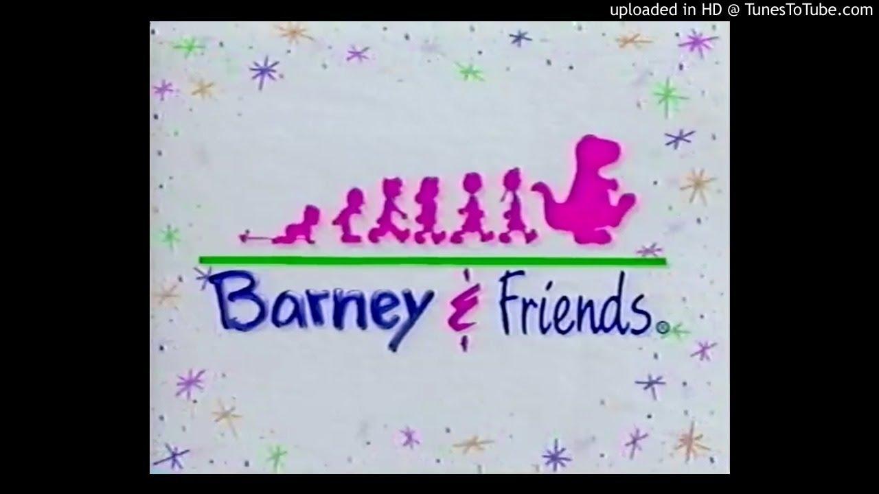 Barney - Barney Theme Song (Gen 1 Instrumental)