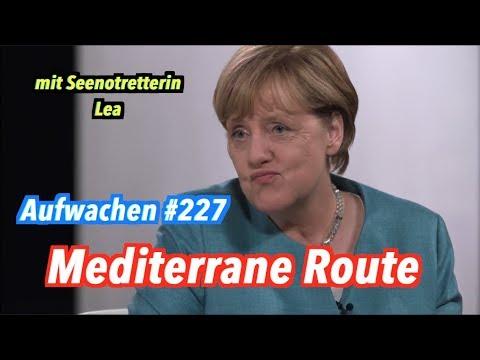 Aufwachen #227: Seenotretterin Lea berichtet, Hunger Games & Merkel im Youtube-Neuland