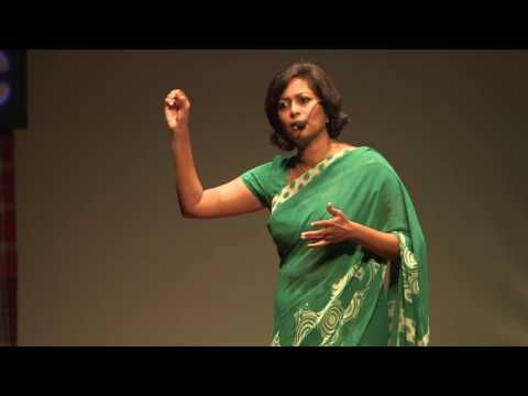Real feminism from bra burning to bridge building | Prof Roshni Mooneeram | TEDxALC