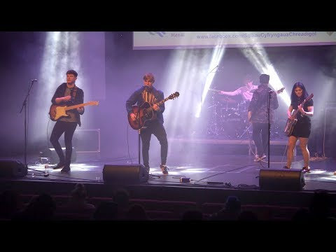 The Sssnakes: Skills Competition Wales popular music winners Wales 2018