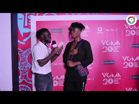 Kwesi Arthur reacts to Hiplife/Hip Hop Artiste of the Year nomination! | AmeyawTV Mp3