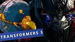 TRANSFORMERS 5: Das könnte die Post-Credit-Szene bedeuten