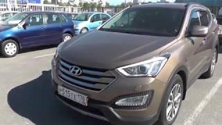 Выбираем б\у Hyundai Santa Fe 3 (бюджет 1.300-1.400тр)