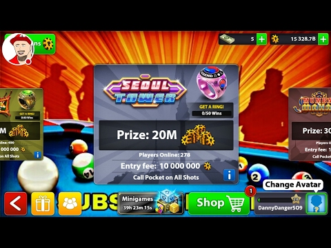 8 Ball Pool 100% NEW UNLIMITED COINS WORKING HACK