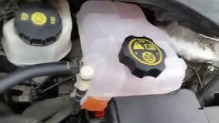 По Науке 24 - Замена расширительного бачка Opel Astra J