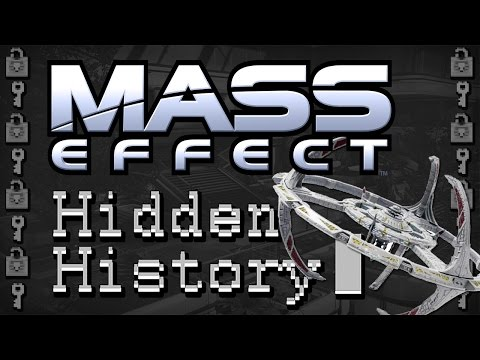Mass Effect - The Hidden History of the Citadel |