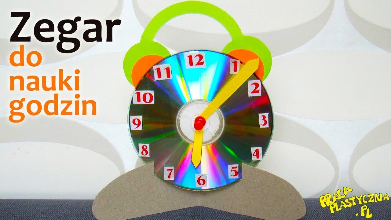 Zegar Praca Plastyczna Youtube