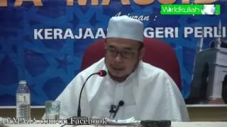 SS Dato Dr Asri Amalan membaca Al Fatihah utk pembukaan majlis
