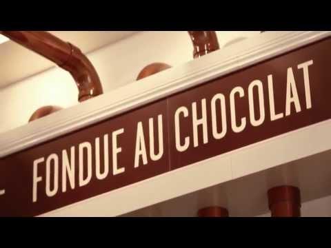 Chocolats Favoris - Lancement du nouveau concept!