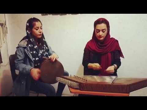 Mehrnoosh Zolfaghari Santoor | مهرنوش ذوالفقاری