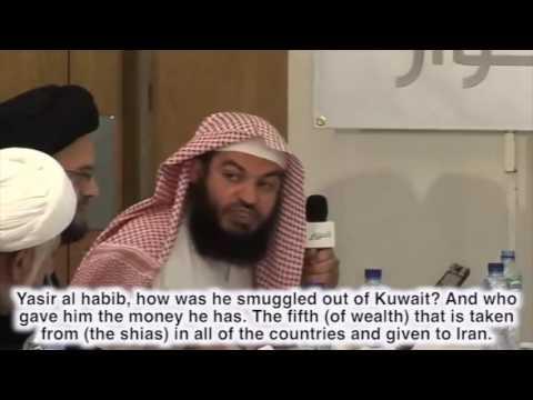 "Imran Ibn Mansur aka Dawah Man: ""Shaykh Haitham al-Haddad wants to unite with the Shia"""