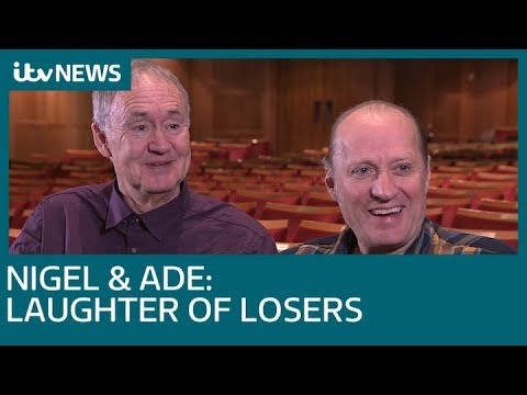 Ade Edmondson and Nigel Planer: They'll always be The Young Ones | ITV News