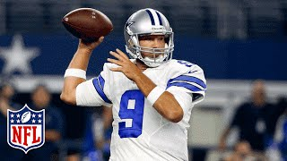 Every Tony Romo Throw from Week 2 | 2016 NFL Preseason Highlights