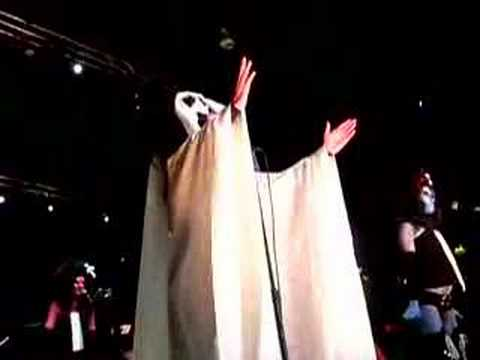 The Voluptuous Horror of Karen Black Live 2008 NYC whitney