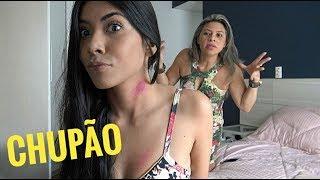 TROLLEI MINHA MÃE COM CHUPÃO FALSO